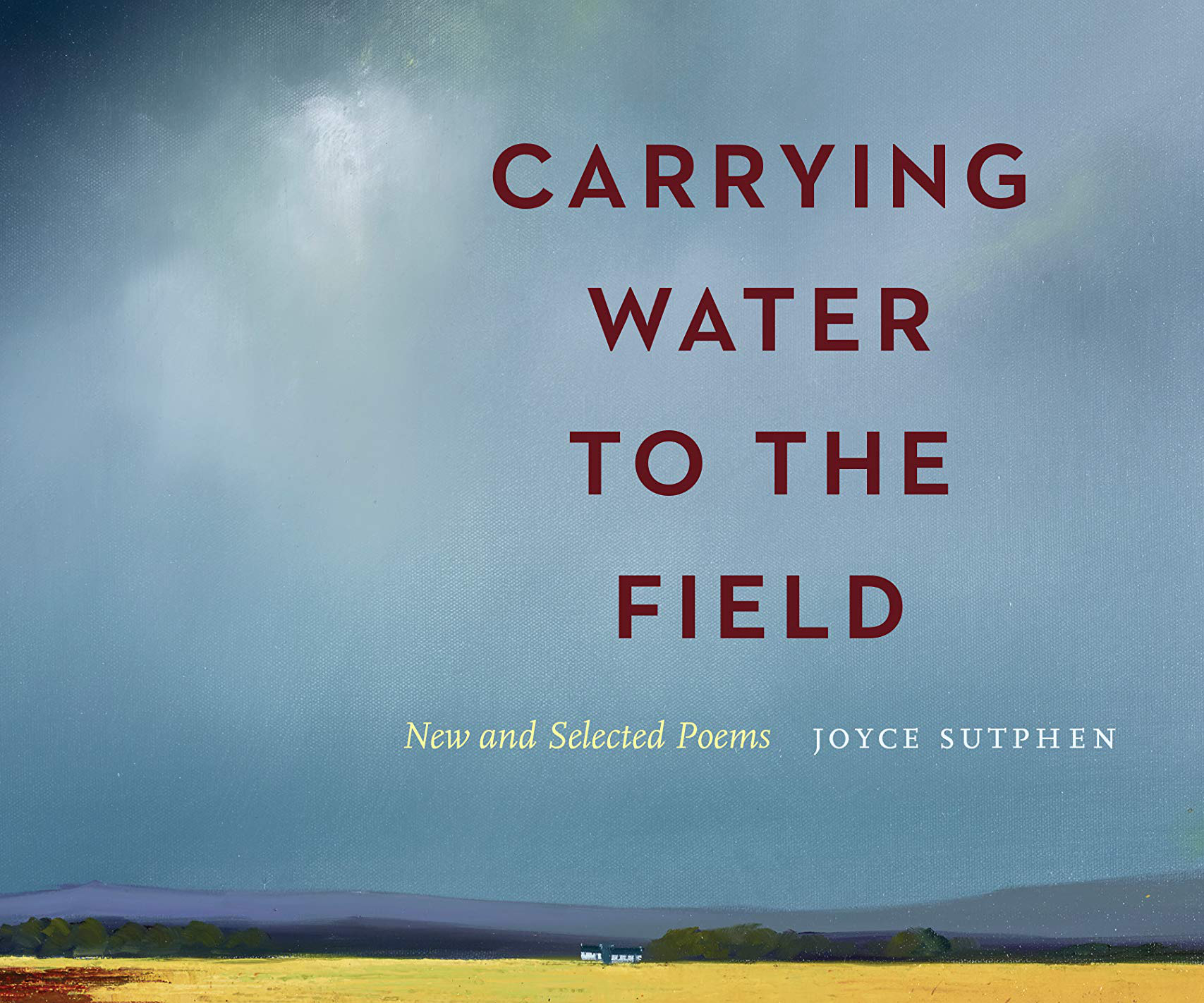 Carrying Water to the Field by Joyce Sutphen