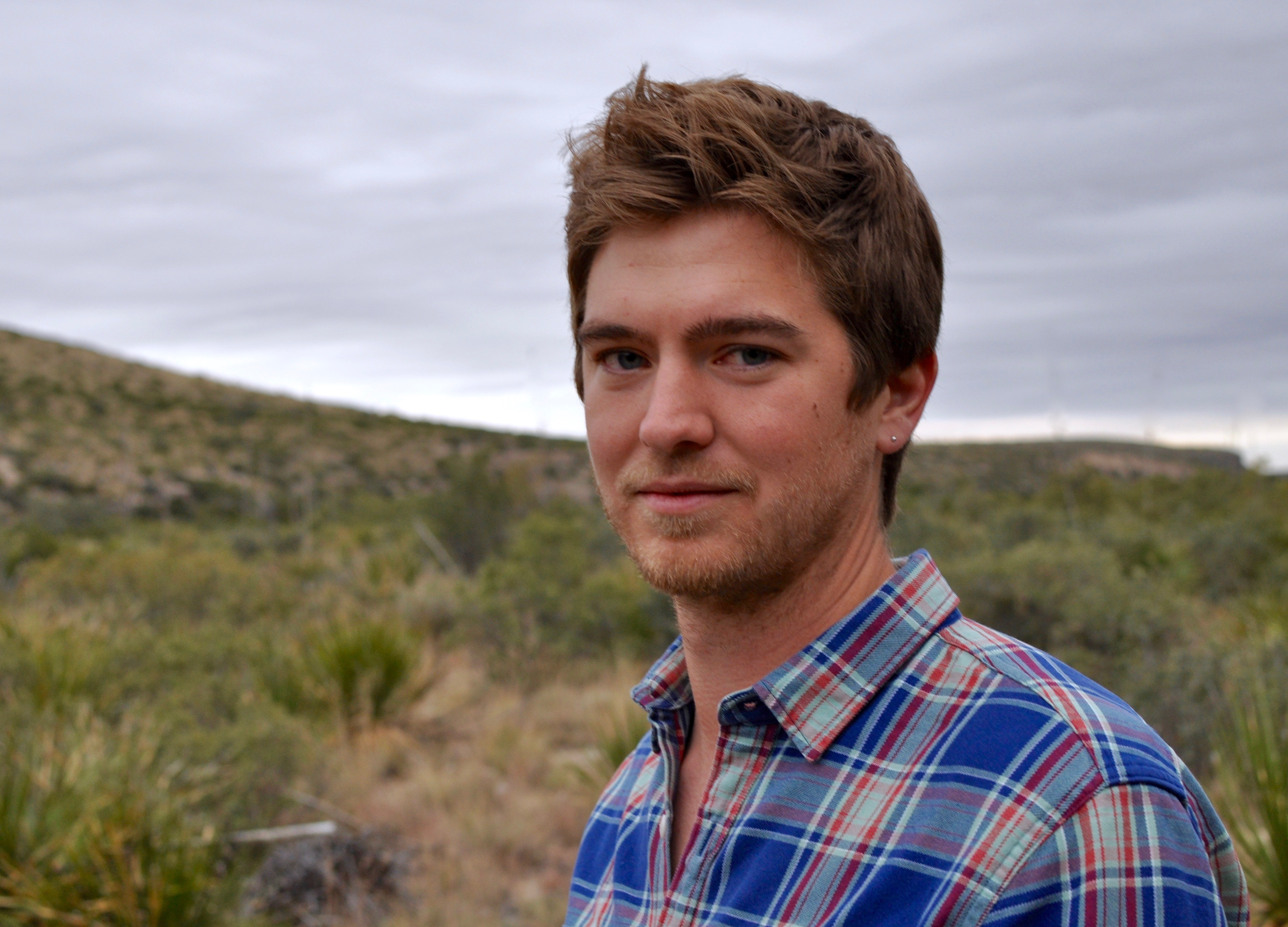 A. Poulin, Jr. Poetry Prize Awarded to Matt Morton