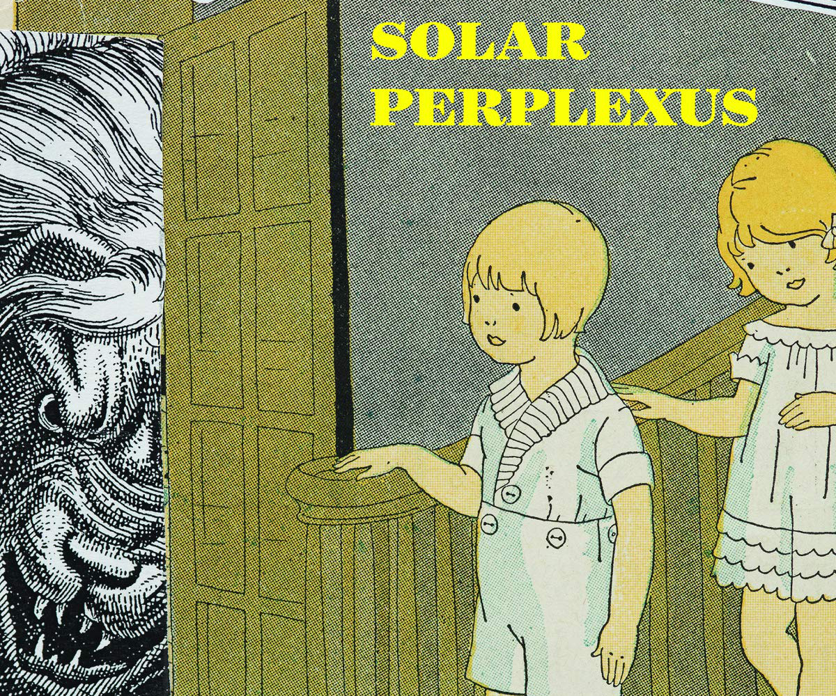 SOLAR PERPLEXUS by Dean Young
