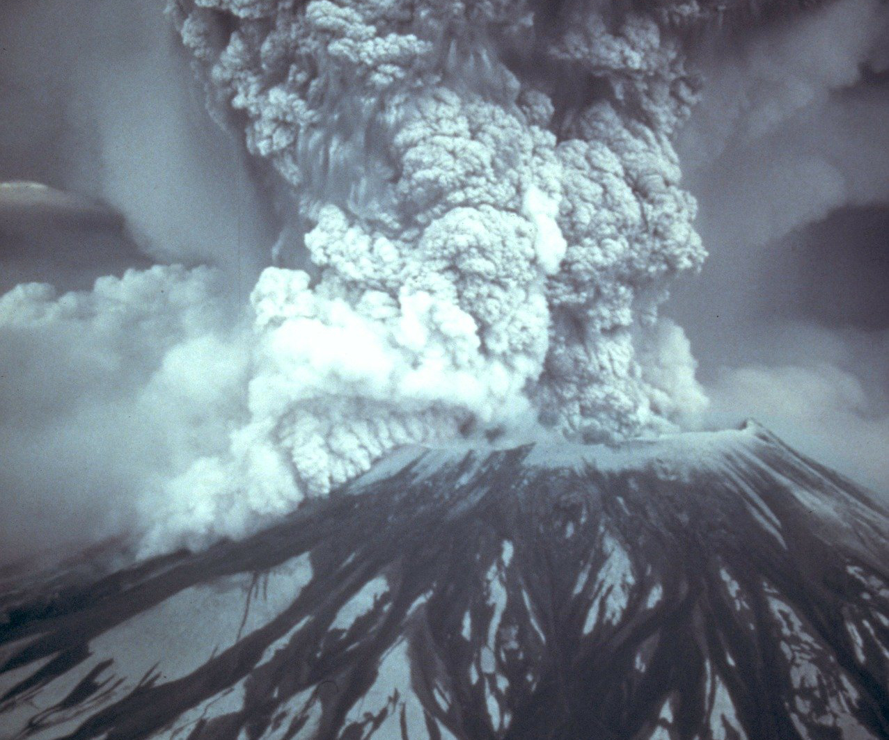 40TH ANNIVERSARY OF MOUNT ST. HELENS ERUPTION