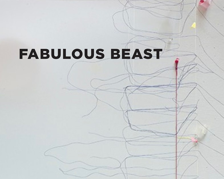 FABULOUS BEAST: POEMS by Sarah Kain Gutowski