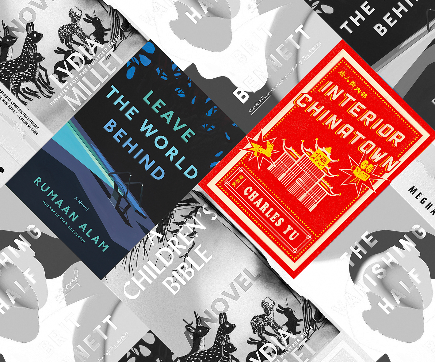 CONTRIBUTORS FINALISTS FOR NATIONAL BOOK AWARD